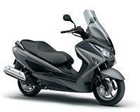 Suzuki Burgman 125 to rent in Nice