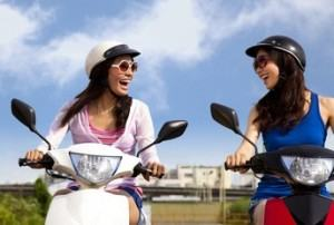 Scooter Rentals French Riviera